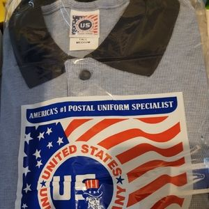 NEW USPS clerk polos